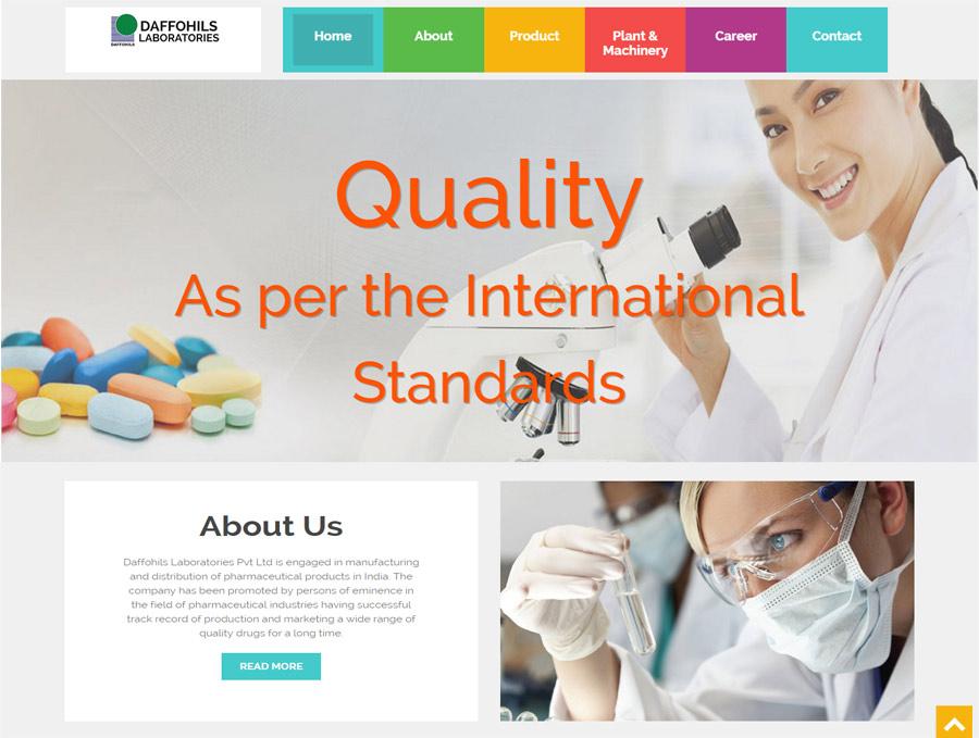 Daffohils Pharmaceutical Company